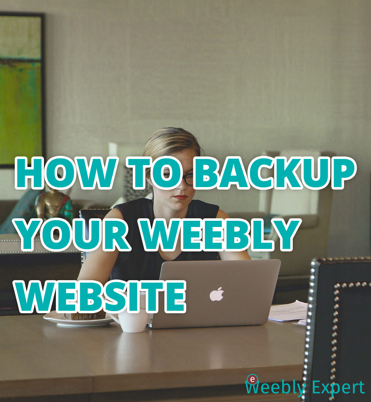 how to backup weebly website