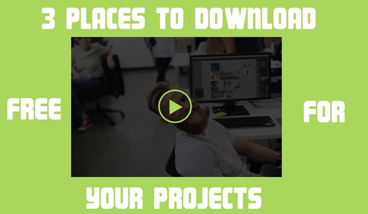 Places to download free videos